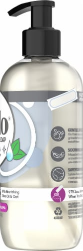 Gelo Clean & Dye-Free Liquid Gel Hand Soap Perspective: right