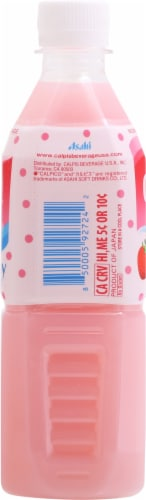 Calpico® Non-Carbonated Strawberry Soft Drink Perspective: right