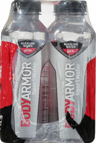 BODYARMOR Electrolyte Sport Water Perspective: right