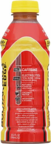 BODYARMOR Edge Power Punch Sports Drink Perspective: right