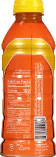 BODYARMOR Edge Orange Frenzy Sports Drink Perspective: right