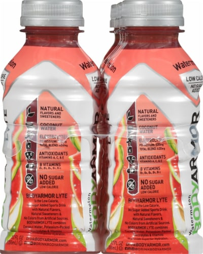 BODYARMOR Lyte Watermelon Sports Drink Perspective: right