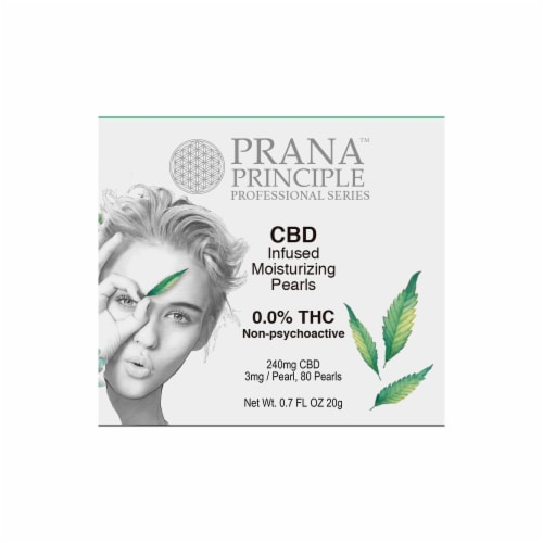 Prana™ Principle CBD Infused Moisturizing Pearls Perspective: right