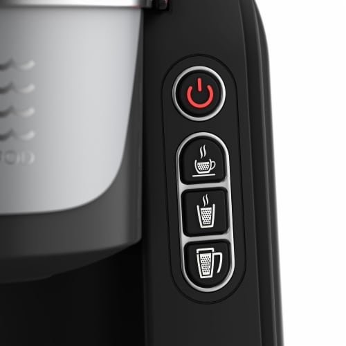 JAVAPod  Single Serve K-Cup & Single Serve Brewer With Refillable or In-Line Water  Reservoir Perspective: right