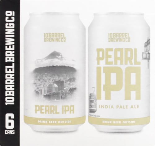 10 Barrel Brewing Co. Pearl IPA Perspective: right