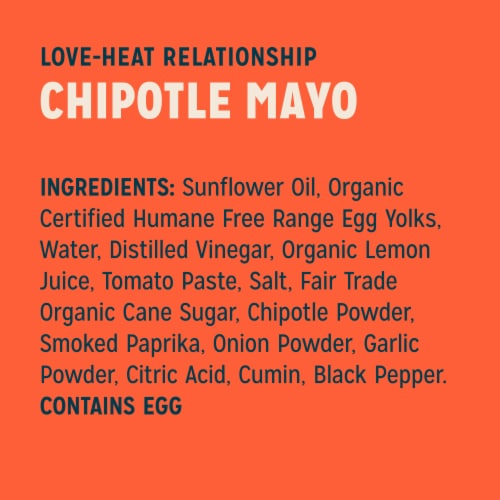 Sir Kensington's Chipotle Mayonnaise Perspective: right