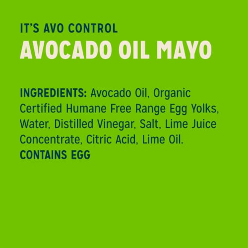 Sir Kensington's Avocado Oil Mayonnaise Perspective: right