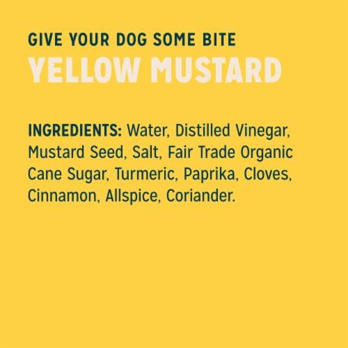 Sir Kensington's Yellow Mustard Perspective: right