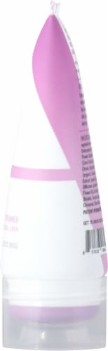 Type:A® The Dreamer White Floral Linen Aluminum Free Deodorant Cream Perspective: right