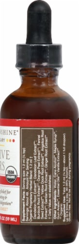 Urban Moonshine Organic Maple Digestive Bitters Perspective: right