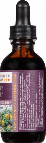 Urban Moonshine Energy Tonic Herbal Supplement Perspective: right
