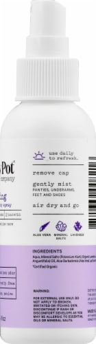 The Honey Pot Lavender Panty Spray Perspective: right
