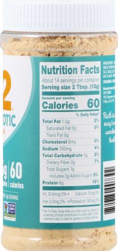 PB2 Pre + Probiotic Peanut Powder Perspective: right