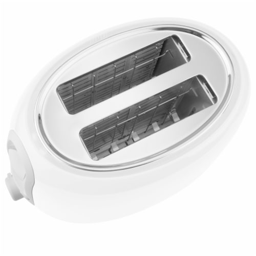 Sencor 2-Slot Toaster - White Perspective: right
