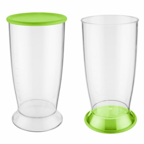 Sencor Stick Blender with Accessories - Green Perspective: right