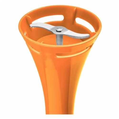 Sencor Stick Blender with Beaker - Orange Perspective: right