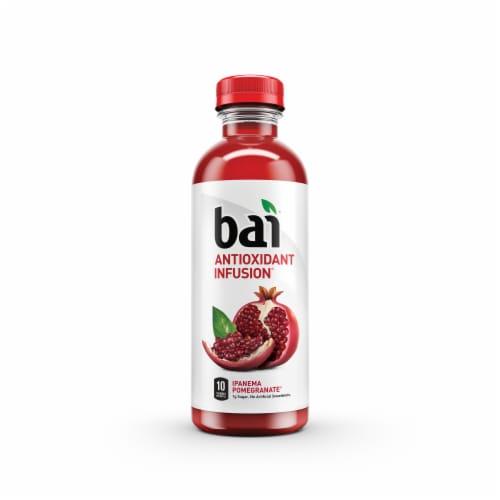 Bai Ipanema Pomegranate Antioxidant Infused Beverage Perspective: right