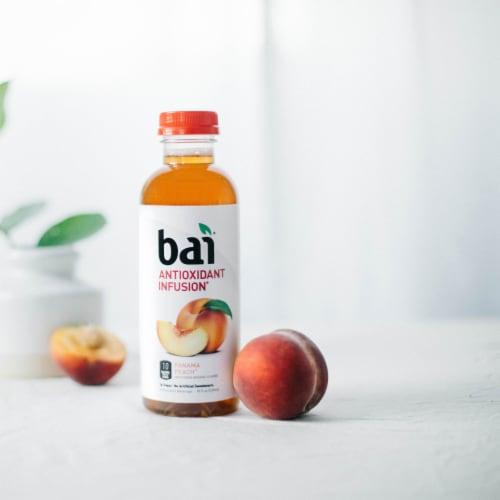Bai Panama Peach Antioxidant Infused Beverage Perspective: right