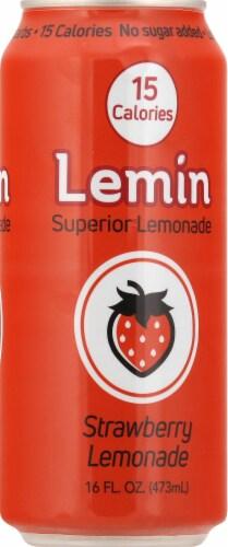 Lemi Strawberry Lemonade Perspective: right