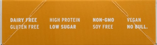 no cow® Dairy Free Sticky Cinnamon Roll Protein Bars Perspective: right