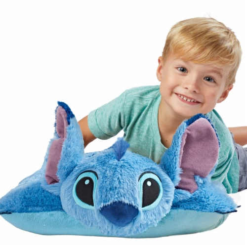Pillow Pets Disney Lilo & Stitch Stitch Plush Toy Perspective: right