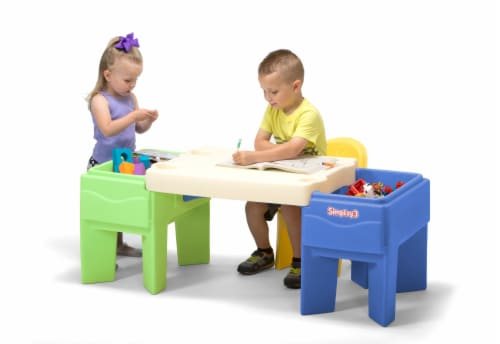 Simplay3 In & Out Activity Table Perspective: right