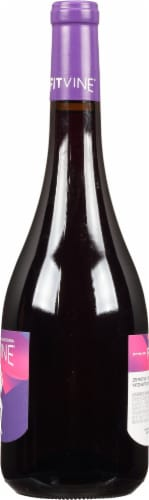 Fitvine Pinot Noir Red Wine Perspective: right