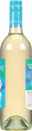 Fitvine Pinot Grigio White Wine Perspective: right