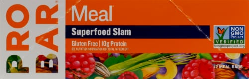 ProBar Superfood Slam Meal Bars Perspective: right