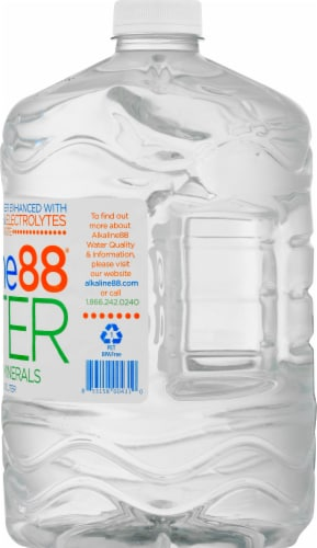 Alkaline88 Water Perspective: right