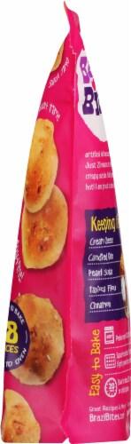 Brazi Bites Cinnamon Churro Brazilian Cheese Bread Perspective: right