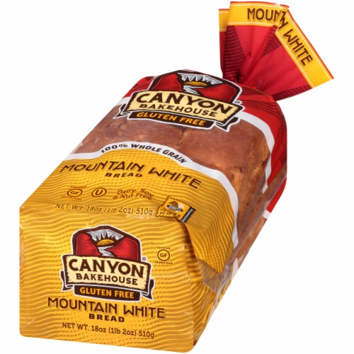 Canyon Bakehouse Gluten Free Mountain White Bread Perspective: right
