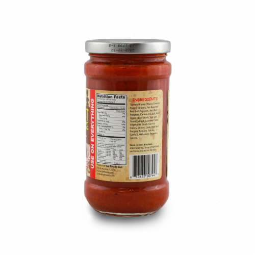 Iya Foods Savory Beef One-Pot Simmer Sauce Perspective: right