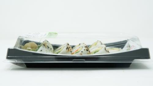 Yummi Sushi California Roll Crab Stick Perspective: right