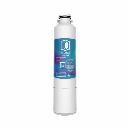 Samsung DA29-00020B 5PK Refrigerator Water Filter Compatible by BlueFall Perspective: right