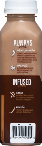 Koia Plant Based Cacao Bean Protein Drink Perspective: right