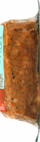 Mighty Spark Fajita Seasoned Ground Chicken Perspective: right