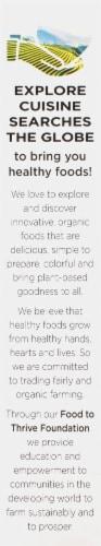 Explore Cuisine Organic Green Lentil Lasagne Perspective: right