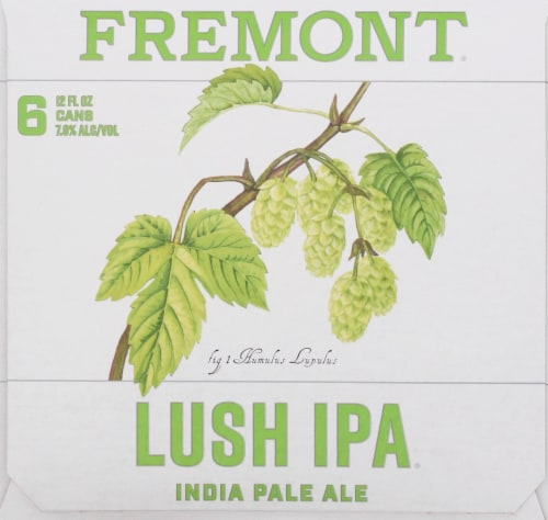 Fremont Lush IPA Perspective: right