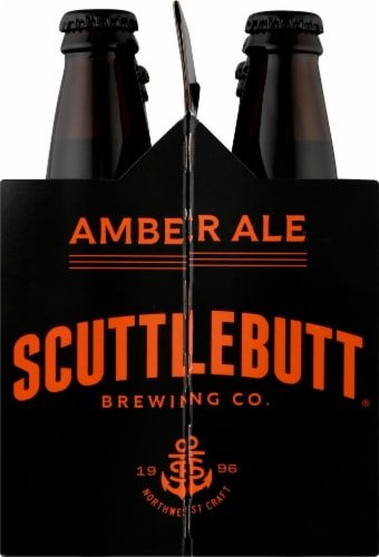 Scuttlebutt Amber Ale Beer Perspective: right