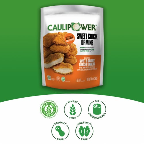 Caulipower Sweet Chick of Mine Baked Sweet & Savory Chicken Tenders Perspective: right