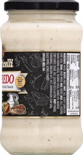 Botticelli Alfredo White Pasta Sauce Perspective: right