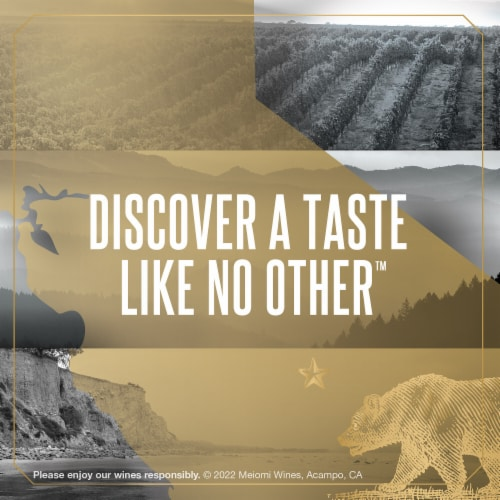 Meiomi Chardonnay White Wine Perspective: right