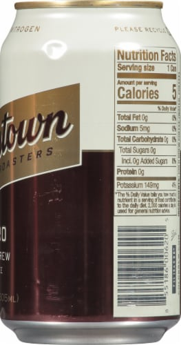 Ralphs Stumptown Coffee Roasters Nitro Cold Brew Coffee Can 10 3 Fl Oz