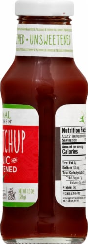 Primal Kitchen Unsweetened Organic Spicy Ketchup Perspective: right