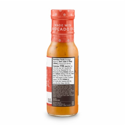 Primal Kitchen BBQ Ranch Dressing and Marinade Perspective: right