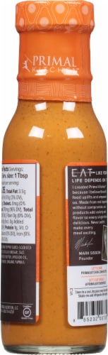 Primal Kitchen Buffalo Sauce Perspective: right