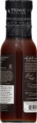 Primal Kitchen Organic & Sugar Free Steak Sauce Perspective: right