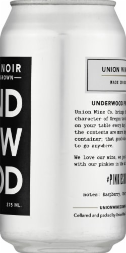 Underwood Pinot Noir Can Perspective: right