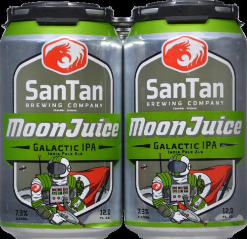 SanTan MoonJuice Galatic IPA Perspective: right